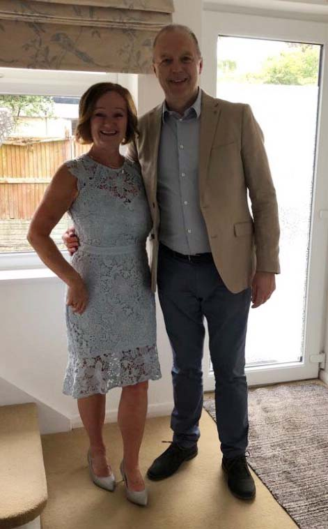 Valerie and Steve Bed and Breakfast Banbury